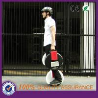 40KM chargeable self balancing solo wheel scooter single wheel bike solo Manufactures