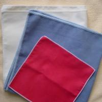 Microfiber Glass Cleaning Towel Manufactures