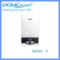 Factory hot sale wall mounted gas boiler for heating and domestic hot water from Dongyuan gas appliances company Manufactures
