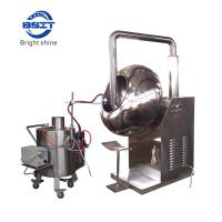Tablet Sugar Coating Machine Byc 1000 (A) with contact part with 304 stainless steel Manufactures