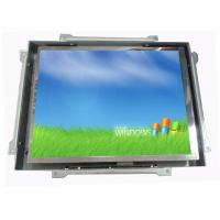 Desktop PC Ultra-thin VGA Open Frame LCD Monitor 13 Inch For Kiosk Manufactures