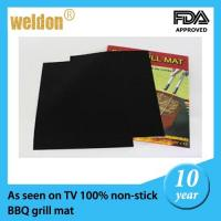 Non-Stick Waterproof BBQ grill mats Manufactures