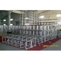 Square Theatre Lighting Truss , 400mm X 600mm  Portable Lighting Truss For Outdoor Party Manufactures