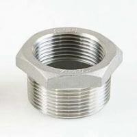 High quality stainless steel Hex Bushing Hot sale ss316 ss304 ss201 Manufactures