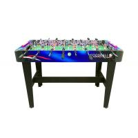Factory 48 Inches Football Table Children Wood Soccer Table Color Graphics Design Manufactures