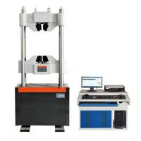 Computer Type Hydraulic Cylinder Bench Testing Machine With 1 Year Warranty Manufactures