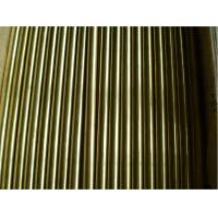 DIN1785 ( CuZn20Al2 ) Seamless Copper Tube / Tubing 15mm , 10mm Manufactures