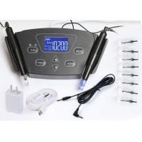 OEM Black Pearl Permanent Eyebrow Tattoo Machine Kit Low noise Tattoo Machine Manufactures