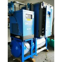 Buy cheap Double Stage Horizontal Air Compressor / OEM Oil Free Air Compressor from wholesalers
