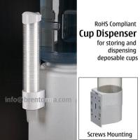 BCD-2 Water Dispenser Use Cup Dispenser Screws-Mounting Cup Holder Manufactures