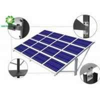 China Photovoltaic Solar Panels Mounting Brackets Mono and Polycrystalline Solar Cells Solar Panel Pole Mounting Systems on sale