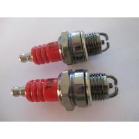 China lawn mower spark plug L7TJC  2-ground on sale