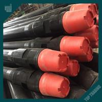 Smooth Surface Steel Drill Rod , Water Hard Drill Rod For Underground Utilities Installation Manufactures