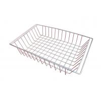 Galvanize steel / black steel welded wire mesh panels for restaurant, barbeque and picnic Manufactures