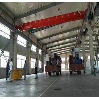 China New Single Girder Overhead Crane with CD1 MD1 Electric Hoist Price on sale