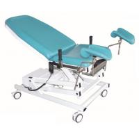 China Two Mattress Section Obstetric Hospital Delivery Bed With Brake And 5 Inch Castors on sale