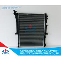 Car Cooling System Aluminum Mitsubishi Radiator G200 ' 04 /  L200 ' 07 MT Manufactures