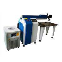 Channel Letter Fiber Laser Welding Machine For Stainless Steel Soldering 400W Manufactures