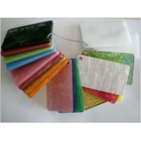 excellent colorful acrylic sheet Manufactures