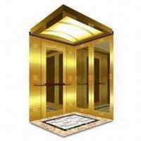 Quality Passenger Elevator with Energy-saving VVVF Control and Door Operator System for sale