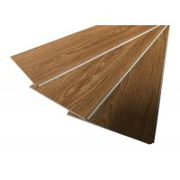 4mm SPC Vinyl Flooring Anti Corrosion With Vertical Click Joint System Manufactures