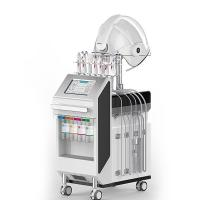 11 in 1 HydraFacial H2O2 With Oxygen Jet Peel Skin Care Cleansing Ance Removal Skin Rejuvenation Multifunctional Machine Manufactures