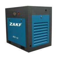 Air Cooling Direct Air Compressor System , 15HP Blue 11KW Air Screw Compressor Manufactures