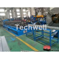 15 KW Tray Cable Cold Roll Forming Machine With 18 Stations Forming Roller Stand Manufactures