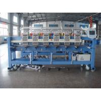 906 Electronic Embroidery Machine , Programmable Embroidery Machine With USB Port Manufactures