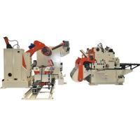 AC 4.4 Kw Nc Servo Roll Feeder Sheet / Automatic Punch Press Feeder Manufactures