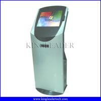China Payment custom kiosk design with mini magnetic cardreader and 80 mm on sale