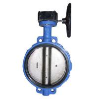 wafer butterfly valve from Tianjin OTS Manufactures