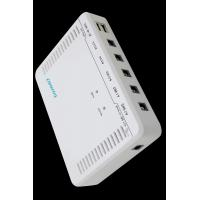 Eco Portable UPS Uninterrupted Power Supply 24W DC Output 5V / 9V For Router Manufactures