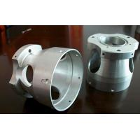 Aluminum Rapid Prototype 5 Axis CNC Machining Sliver Anodzied Auto Car Part Manufactures