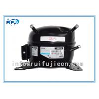 R404A/ R134A/R22 CE Small and black Secop hermetic Danfoss Freezer Refrigeration Compressor Manufactures