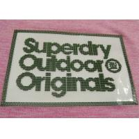 Soft 3D Silicon Raised  Heat Transfer Clothing Labels Iron On Tags Special Technical Manufactures