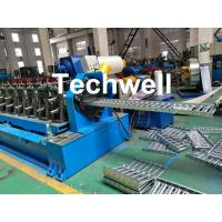 0-15m/min Cable Tray Roll Forming Machine For Making Steel Cable Tray Sheets Manufactures
