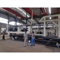Width 6000mm Thickness 0.15-0.5mm Hdpe Sheet Extrusion Line Geomembrane / Liner Production Manufactures