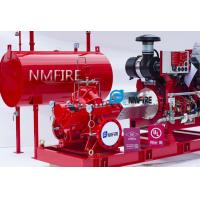 Buy cheap UL Listed / FM Approved Diesel Engine Fire Pump from wholesalers