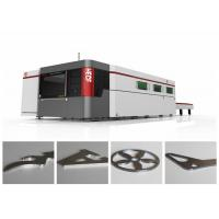 China Durable Carbon Steel And Copper Fiber Laser Cutting Machine With High Powered on sale
