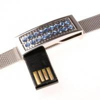 Metal wristband USB Flash Drives Manufactures