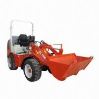 China Mini Wheel Loader with 25.2kW Engine Rated Power and 2,200rpm Rated Engine Output on sale