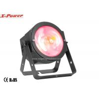 30 W COB Led Stage Lighting / 3 In 1 Auto Sound Activated Disco Lights Manufactures