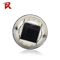 China Plastic Reflective Driveway Markers Solar Road Stud on sale