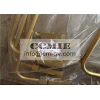 China C6121 Shangchai Parts Steel Fuel Return Pipe for Construction Machinery on sale