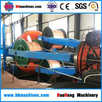 500 Individual Motor Control Cable Strander planetary stranding machine for HV, MV cables Manufactures
