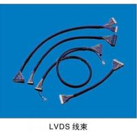 China Machine Wire Cable Harness Assembly With Dupond Wire Connector for LCD Monitor Computers on sale