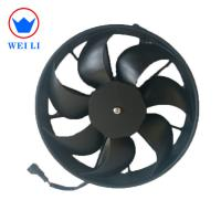 Factory export air conditioning auto condenser fan, bus air conditioner fan Manufactures