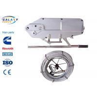 China 5.4 Ton Overhead Line Construction Tools Wire Rope Winch Lever Pulley Block Manual Pulling Hoist on sale