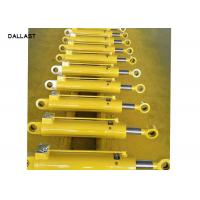 4 Ton Double Acting Hydraulic Cylinder Chrome Plating For Coal Mining Machinery Manufactures